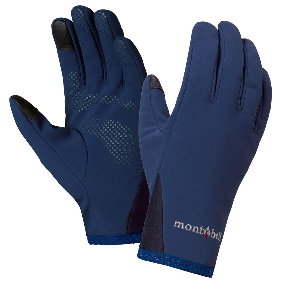 Montbell Japan Gloves Women - CLIMAPRO 200 Trail Action - Winter Outdoor Trekking Hiking Touch Screen Water Resistant
