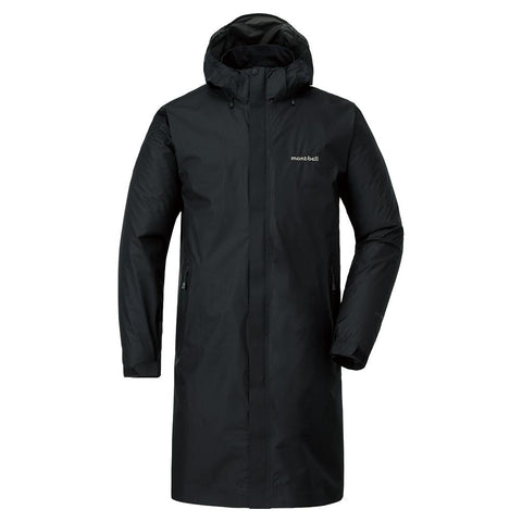 Montbell Japan Travel Rain Coat Men Waterproof
