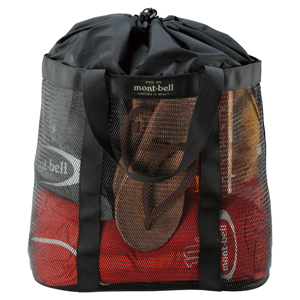 Montbell Japan Mesh Tote Bag Small - 30 Litres