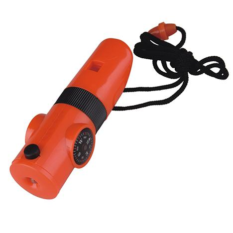 AceCamp 7-Function Outdoor Survival Whistle