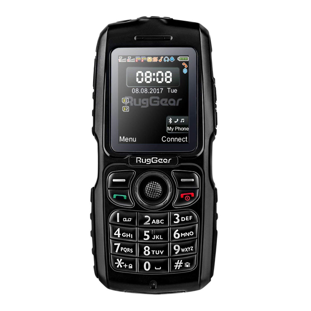 RugGear Outdoor Handphone RG100 Durable Waterproof Cellphone Travel