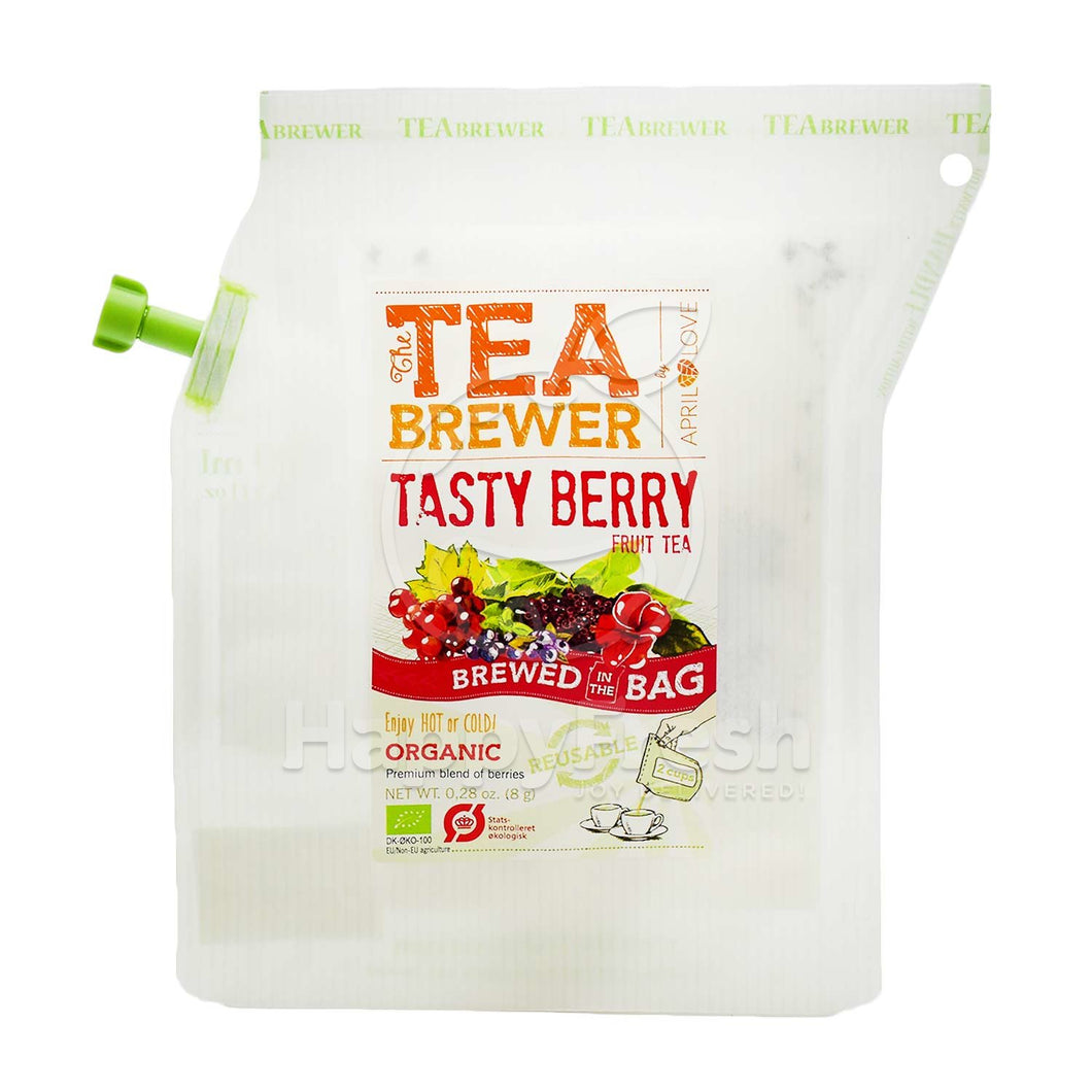 THE TEA BREWER Tasty Berry 8g (3 Packs)