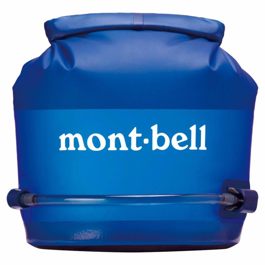 Montbell Flex Portable Water Carrier 6 Litres Outdoor Camping Travel
