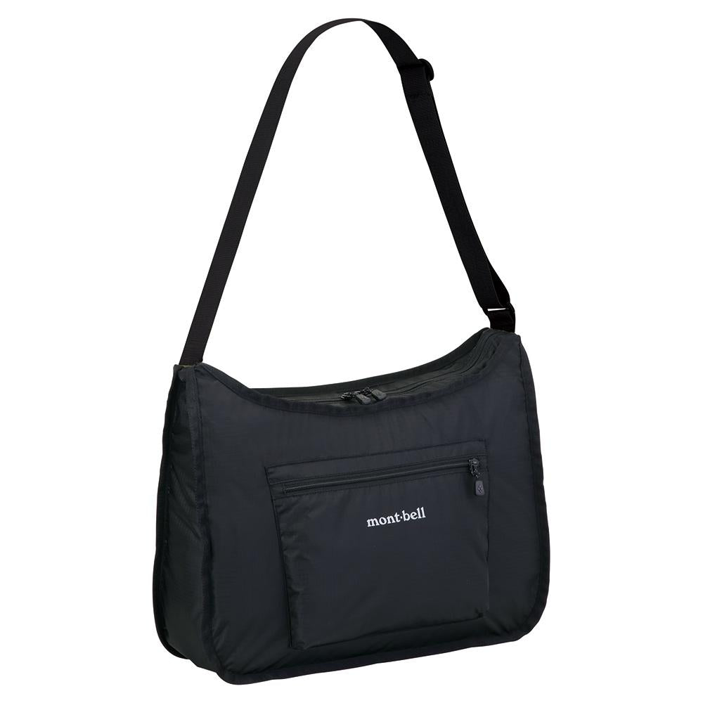 Montbell Japan Lightweight Shoulder Bag Unisex Casual Foldable Pocketable 14 Litres