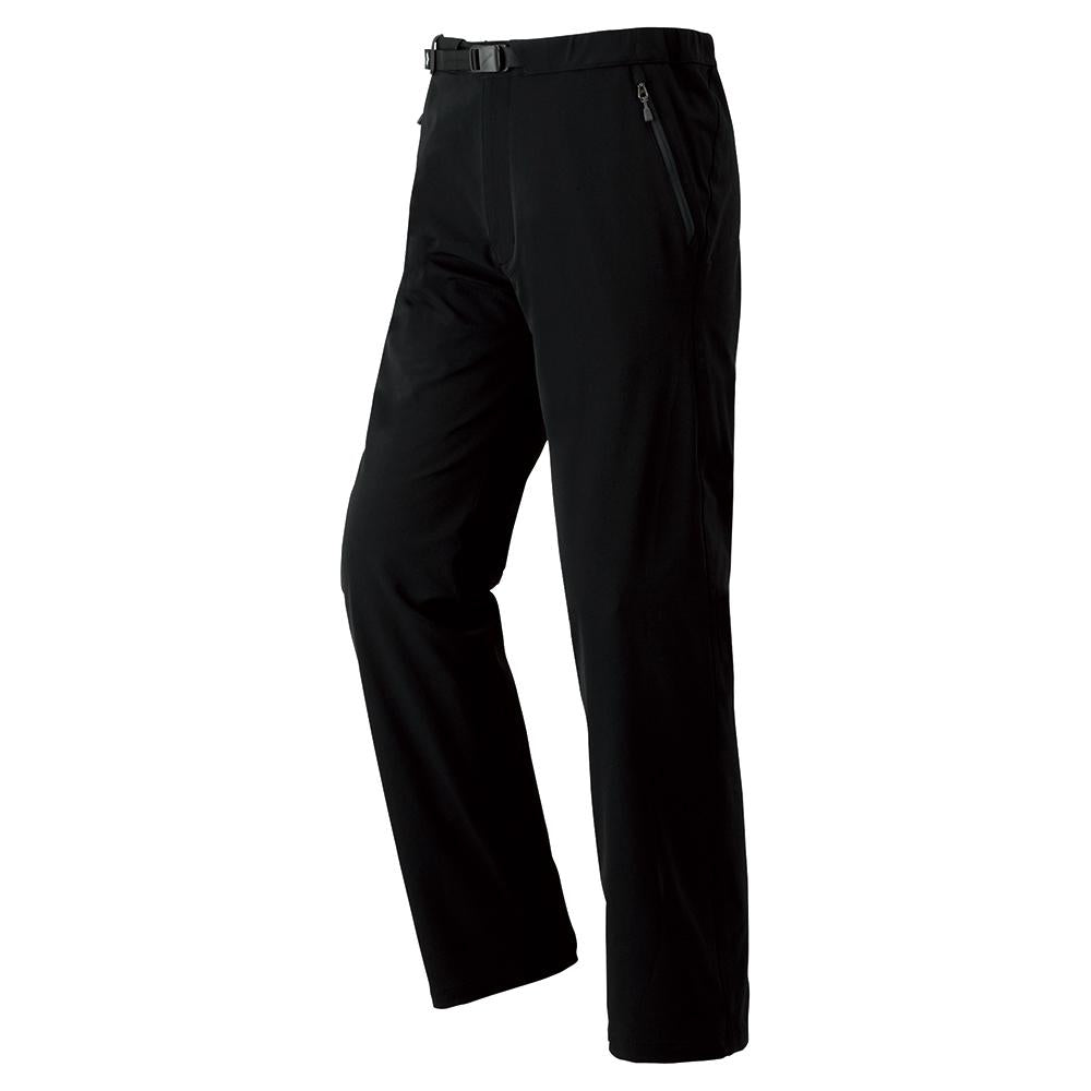 Montbell Japan Trekking Pants Men - Mountain Trainer - Insulated Water Resistant Zipper Pocket Hiking Outdoor Camping