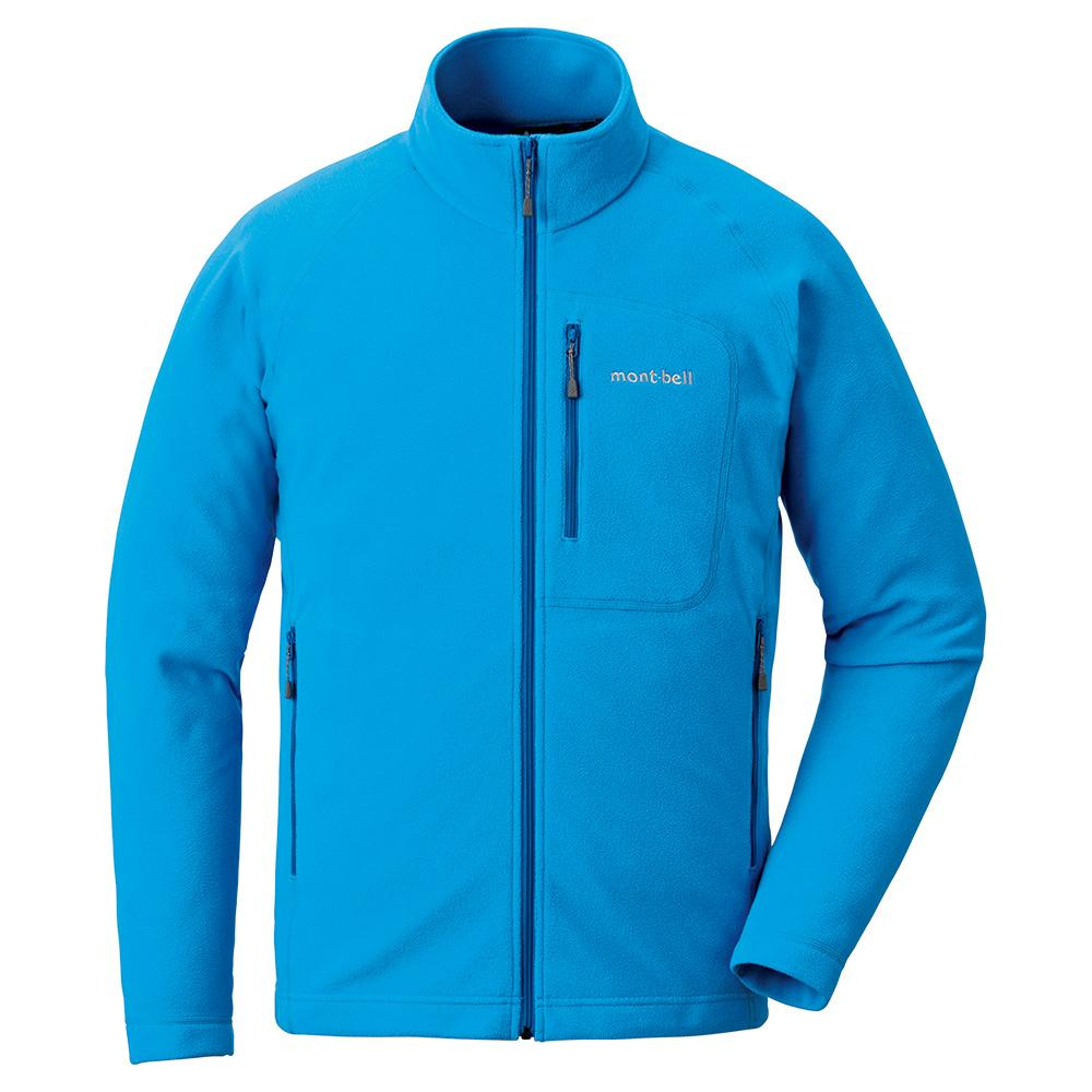 Montbell Japan Chameece Jacket Men - Outdoor Winter Midlayer