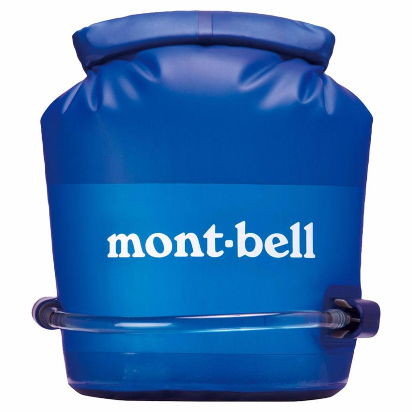 Montbell Flex Portable Water Carrier 4L Outdoor Camping Travel