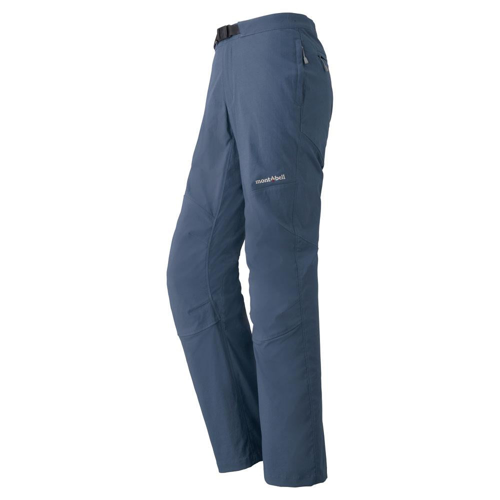 MontBell Japan Outdoor Pants Women - Sunny Side - Water Resistant Travel Lightweight Hiking Camping