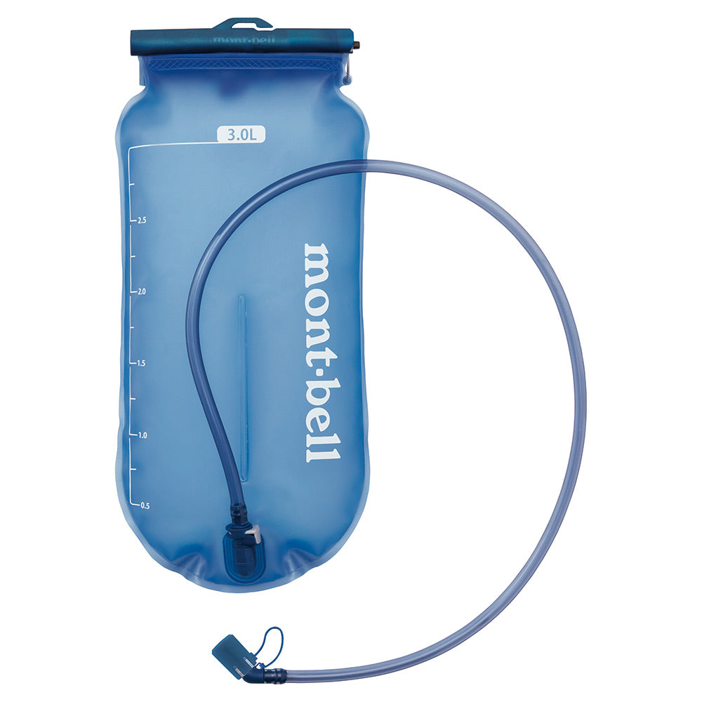 Montbell Japan Trail Water Pack 3 Litre - Outdoor Running Water Bag