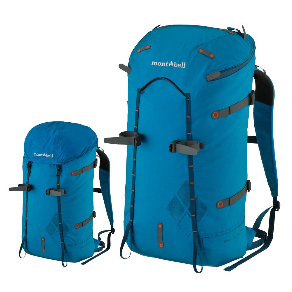 Montbell Japan Backpack - Ridge Line Pack - Travel Outdoor Camping Hiking 30 Litres