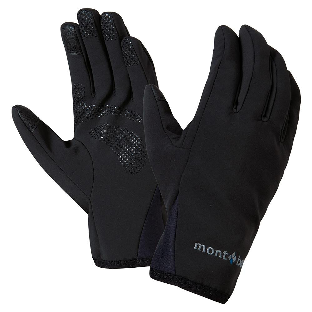 Montbell Japan Gloves Men - CLIMAPRO 200 Trail Action - Winter Outdoor Trekking Hiking Touch Screen Water Resistant