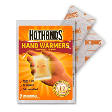 Hothands Hand Warmers Cold Winter Weather: 10 Packs