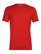 Load image into Gallery viewer, Icebreaker T-Shirt Men Merino Wool 150 Tech Lite - Outdoor Camping Trekking Hiking Everyday