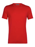 Icebreaker T-Shirt Men Merino Wool 150 Tech Lite - Outdoor Camping Trekking Hiking Everyday