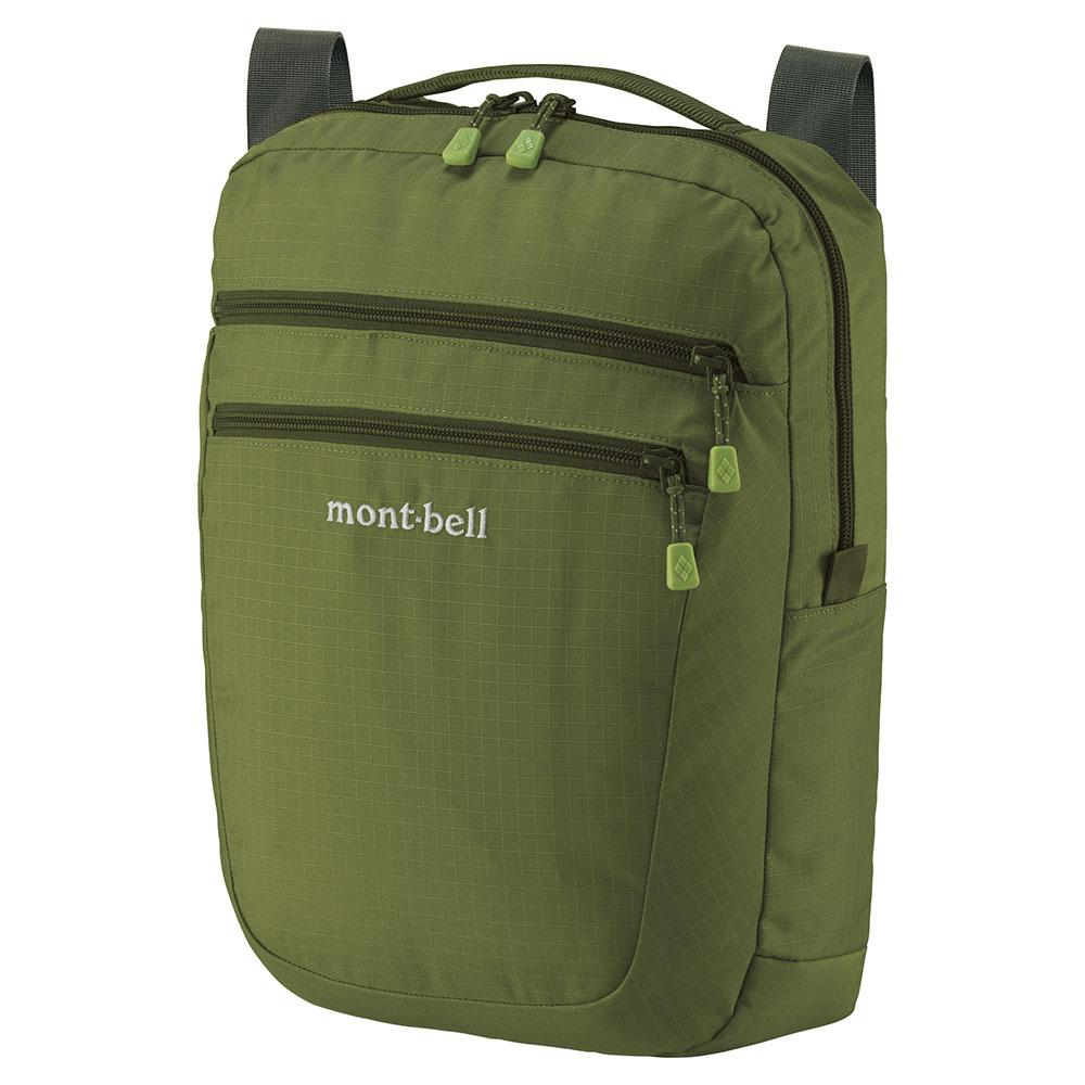 Travel Pouch Outdoor Storage Strap 10 Litres Montbell Japan