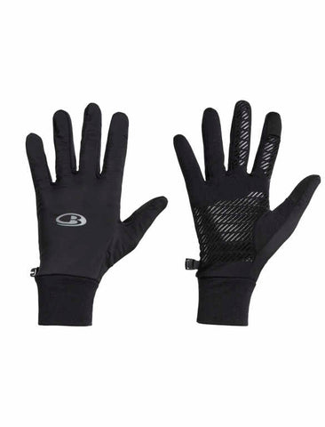 Icebreaker Merino Tech Trainer Gloves Unisex Touch Screen Compatible