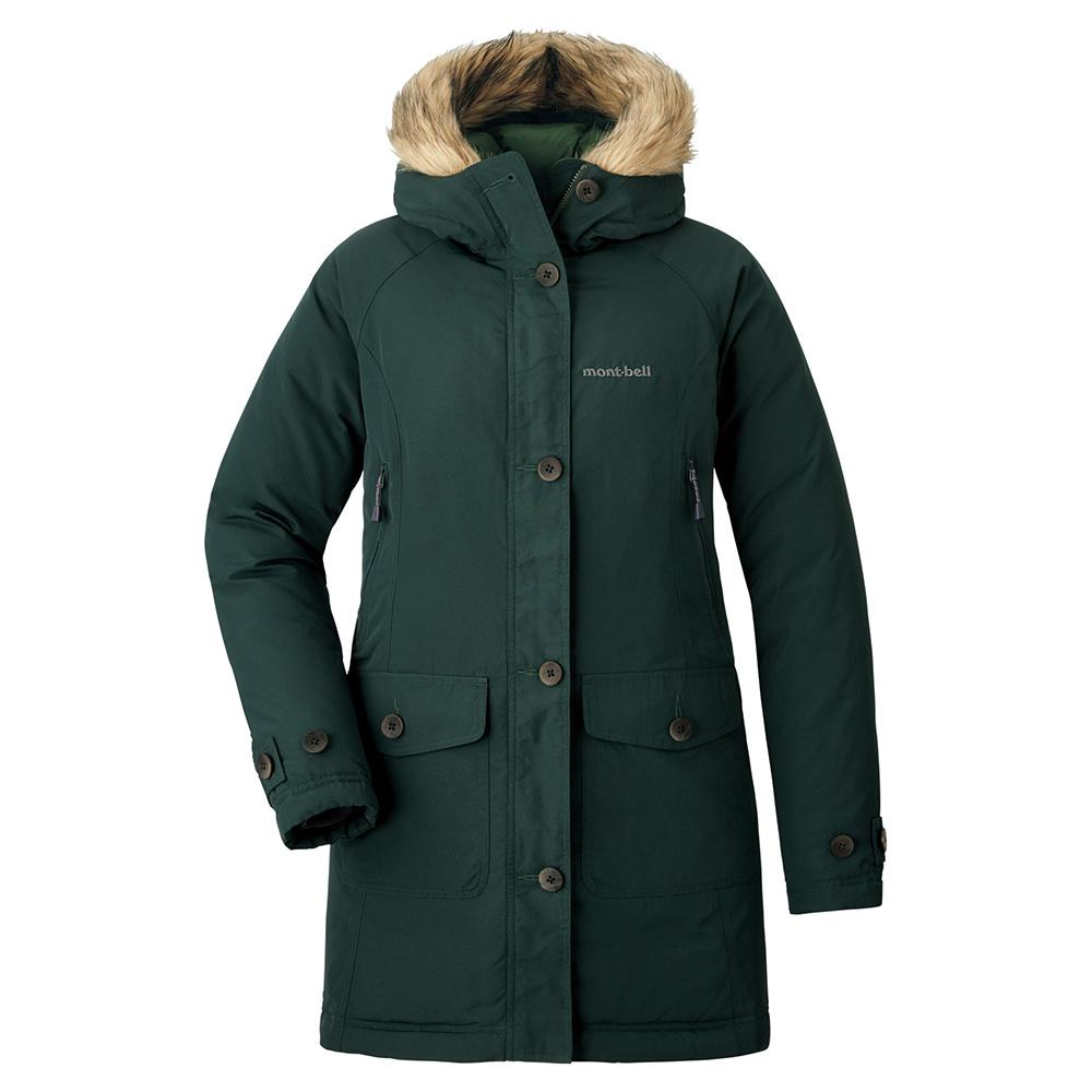 Montbell Japan Winter Coat Women - Husky Coat - Outdoor Travel Snow Insulated Hooded Camping Water Resistant