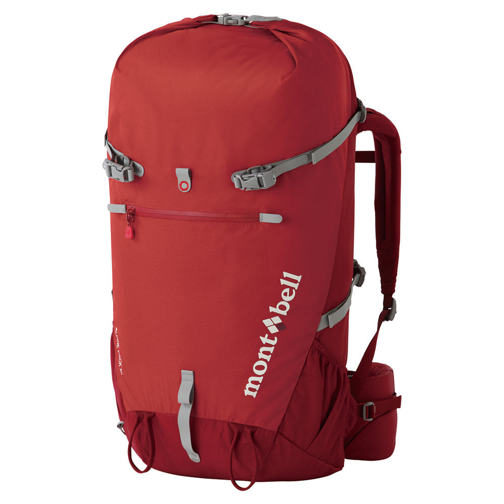 Montbell Japan Backpack Women - Alpine Pack 50 litres - Waterproof Outdoor Travel Trekking