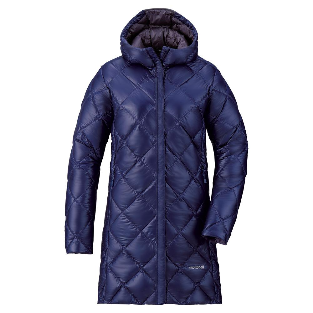 Montbell Japan Winter Coat Women - Superior Down - Travel Outdoor Snow