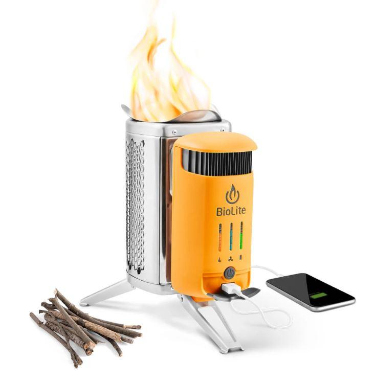 BioLite CampStove 2 - Outdoor Camping Hiking