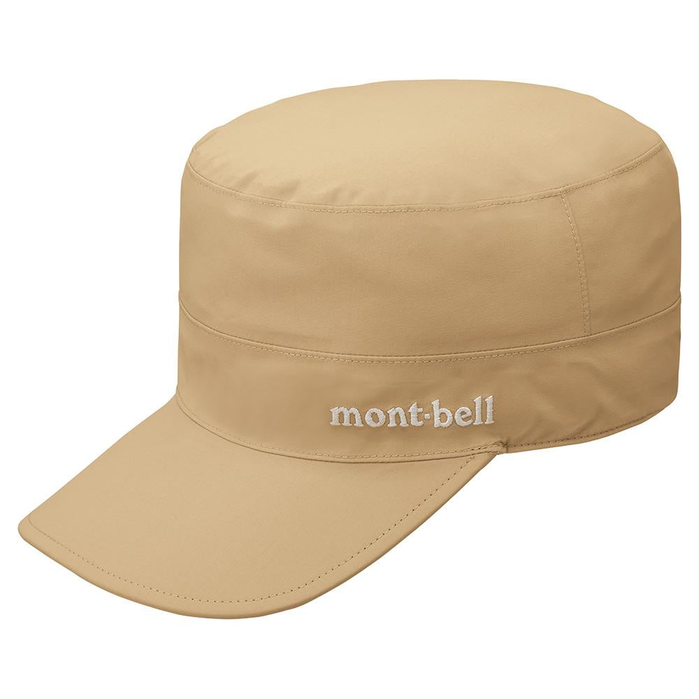 Montbell GORETEX Meadow Work Cap Women Waterproof
