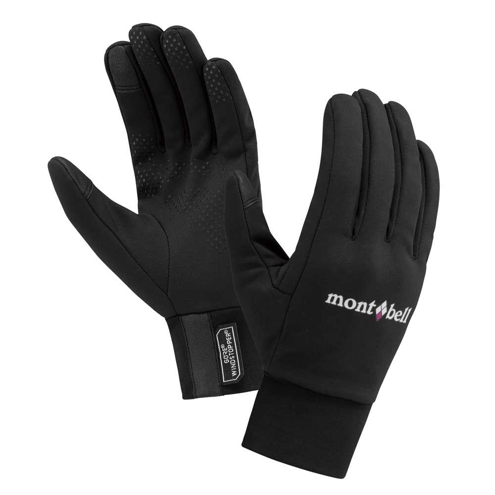 Montbell Japan Gloves Women - GORETEX Windstopper - Water Resistance Windproof Winter Outdoor Trekking Hiking