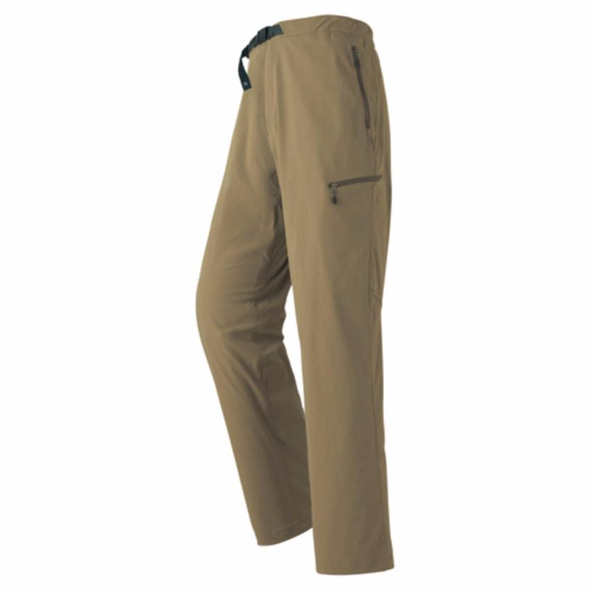 Montbell Japan Outdoor Trekking Pants Men Hiking Camping Water Resistant Stretch Light