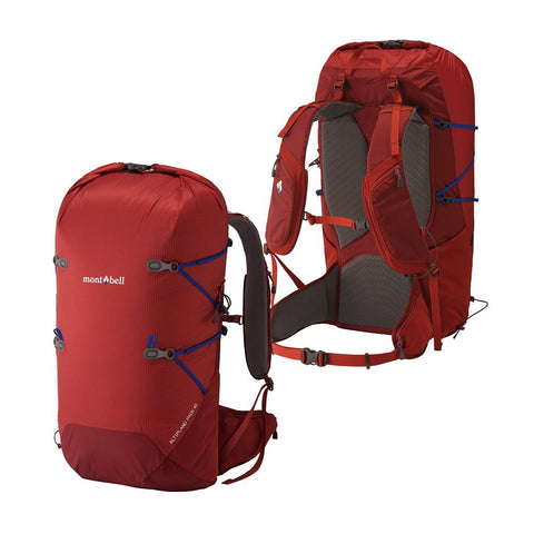 Montbell Japan Altiplano Pack 40 Litres Trekking Hiking Outdoor Backpack