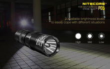 Load image into Gallery viewer, Nitecore P05 Tactical Torchlight Flashlight