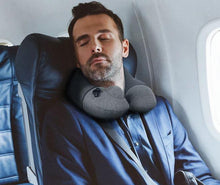 Load image into Gallery viewer, Travelmall Switzerland Inflatable Neck Pillow Travel Portable