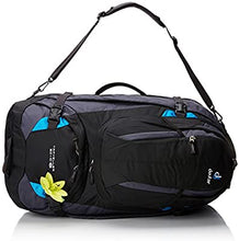 Load image into Gallery viewer, DEUTER TRAVELLER 60+10SL BLACK- TURQ