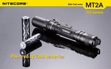 Load image into Gallery viewer, Nitecore MT2A Torchlight Flashlight