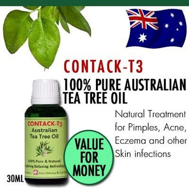 CONTACK-T3 TEA TREE OIL 30ML