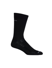 Load image into Gallery viewer, Icebreaker Men's Merino Hike Liner Crew Socks