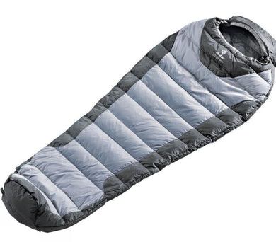 DEUTER TREK LITE 200 ZIP RIGHT MONUMENT sleeping bag
