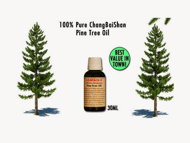 CONTACK-P PINE TREE OIL 30ML