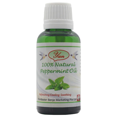 YAN PEPPERMINT OIL 30 ML