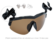 Load image into Gallery viewer, IIDOOL SUNCLIP SUNGLASSES