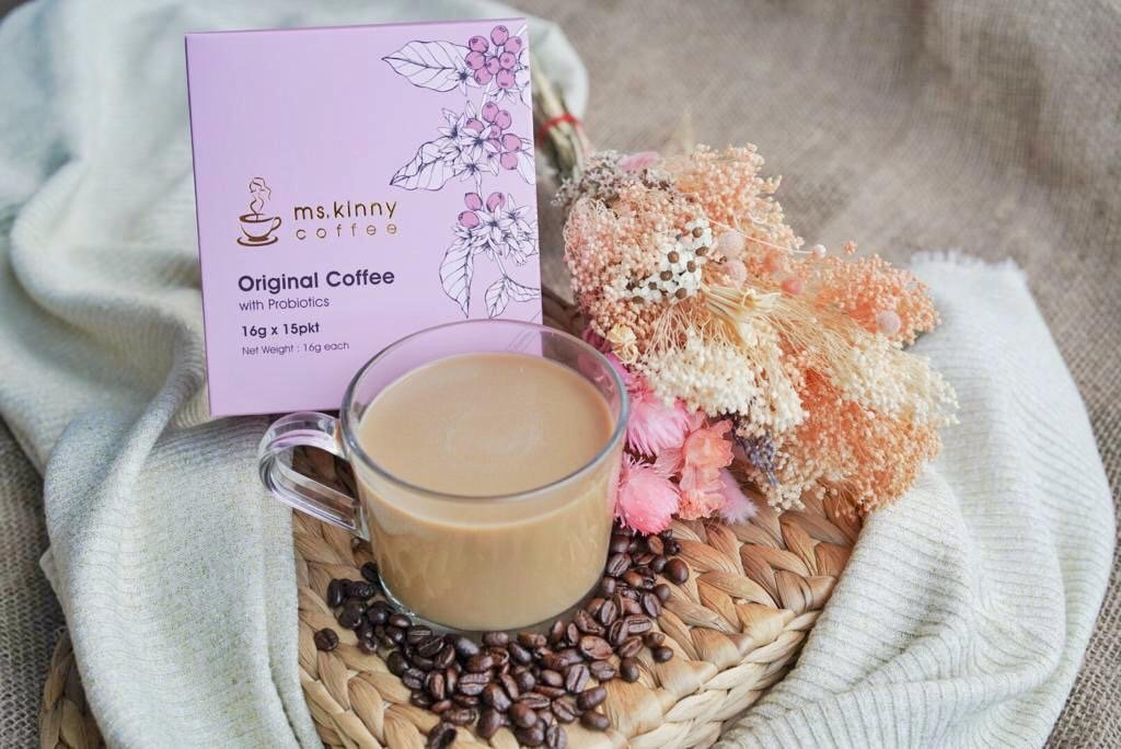 原味咖啡(益生菌配方)Original Coffee with Probiotics