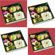 Misoyaki Buri Yellowtail Bento box set of 4