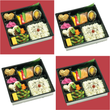 Teriyaki Buri Yellowtail Bento box of 4