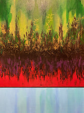 "Load image into Gallery viewer, ""Speak to Me"" Mixed Media Abstract Acrylic on Canvas"