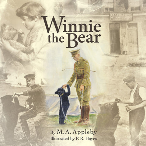 Winnie the Bear - Hardcover Edition
