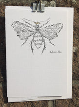 Load image into Gallery viewer, Queen Bee - Calligraphette, byFrolly