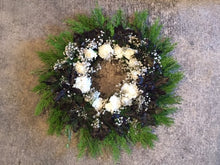Load image into Gallery viewer, Wreaths for occasions, made to order - for local Jersey, Channel Islands delivery only