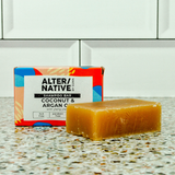 AlterNative Coconut & Argan Oil Shampoo Bar