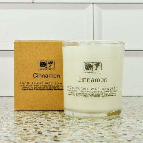Cinnamon Candle Large 20cl Heavenscent