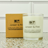 Juniper & Pine Candle Large 20cl Heavenscent