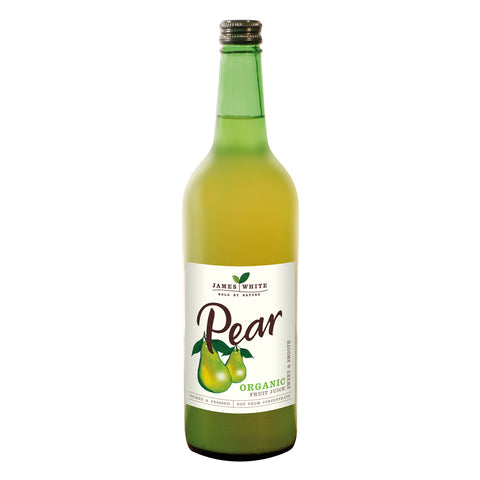 James White Organic Pear Juice 750ml