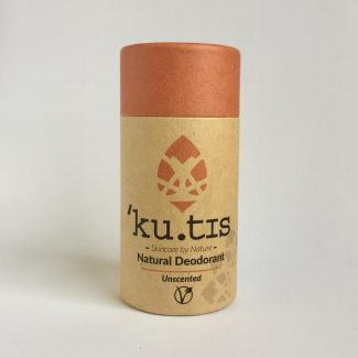 kutis vegan natural deo unscented